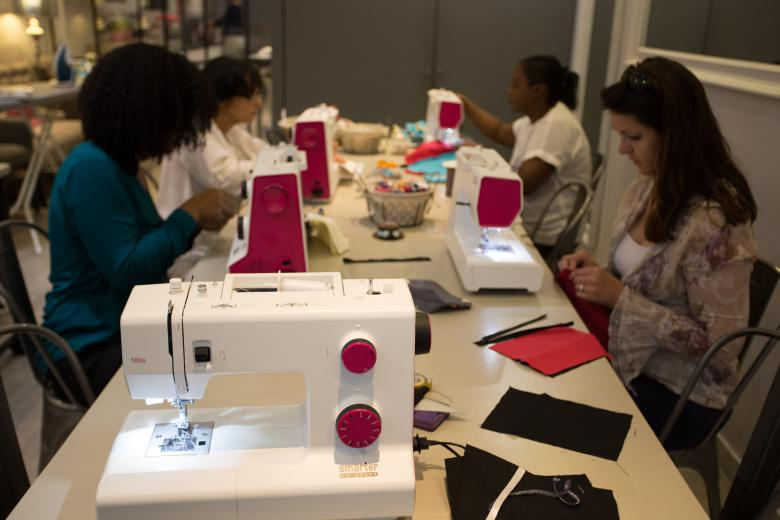 professional training in sewing, nivel 1